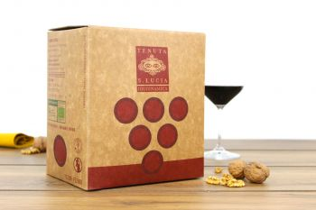 Bag in Box Sangiovese Bio 5lt