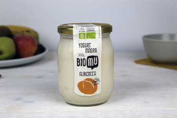 Yogurt magro all' Albicocca Bio